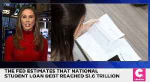 Student Loan Debt Just Crossed the $1.6 Trillion Mark [Video]