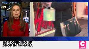 H&M Expands to Panama [Video]
