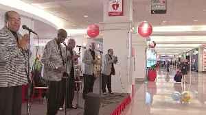 Travelers Treated To Gospel Performance At Philadelphia International Airport [Video]