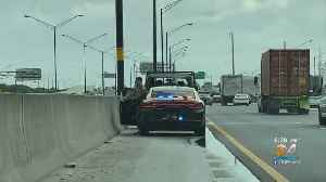Drivers Urged Not To Text And Drive, 'Mover Over' For Emergency Vehicles [Video]