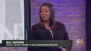 New York Attorney General Letitia James Says Bail Reform Laws Need Change [Video]