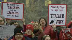 Local Teachers React to State of the State Address [Video]