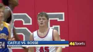 2020 Boys SIAC Tournament: Bosse, Reitz, Mater Dei, and Harrison Advance [Video]
