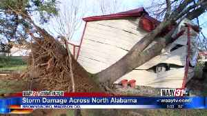 Storm Damage Across North Alabama [Video]