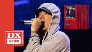 Eminem Drops Another Surprise Album 'Music To Be Murdered By' [Video]