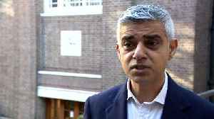 Sadiq Khan 'fed up' of Labour losing general elections [Video]