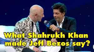 SRK has Bezos in splits, Bigg Boss fight just gets bigger [Video]