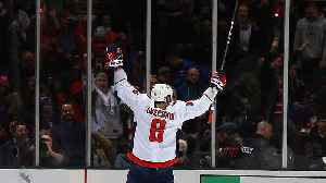 Ovi makes history, climbs up ladder with hat trick against Islanders [Video]