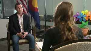 Rep. Jason Crow sits down to talk impeachment with Denver7's Meghan Lopez [Video]