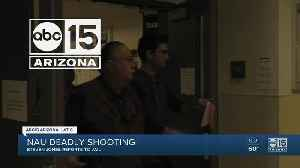 Steven Jones reports for jail in connection to deadly NAU shooting [Video]
