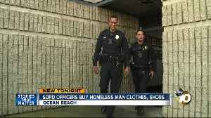 SDPD officers buy shoplifting suspect clothes [Video]
