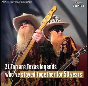 ZZ Top are Texas Legends Who've Stayed Together for 50 Years [Video]