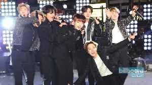 BTS Releases New Song 'Black Swan' | Billboard News [Video]