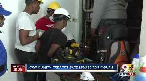 Shootings spur community to create safe house for teens in West Price Hill [Video]