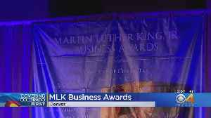 Martin Luther King Jr. Business Awards Honors Community Leaders [Video]