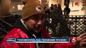 How fans are making the best of bad weather in Kansas City [Video]
