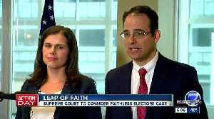 News video: US Supreme Court agrees to take up Colorado's 'faithless electors' case