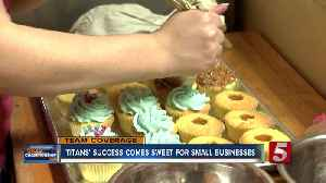 Local bakeries benefiting from Titans' sweet road to the championship [Video]