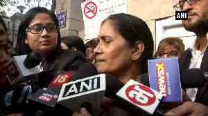 Getting frustrated' Nirbhaya's mother on hanging of convicts rescheduled to Feb 01 [Video]