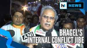 Chhattisgarh CM's 'internal conflict' jibe at PM Modi, Amit Shah over NRC [Video]