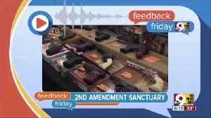 Feedback Friday: 2nd Amendment Sanctuary, Ohio drivers, Joe Burrow [Video]