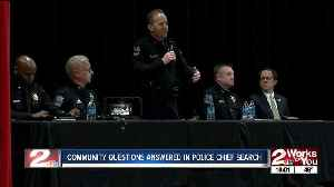 Public forum held for next TPD chief [Video]