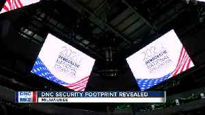Preliminary downtown security footprint released for 2020 Democratic National Convention [Video]