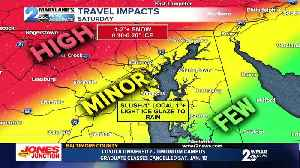 WMAR-2 News Weather at 11 [Video]