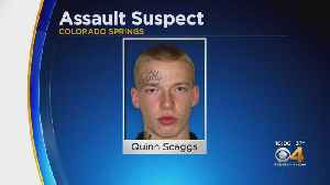 Quinn Scaggs Charged In Inmate Attack In El Paso County Jail. [Video]