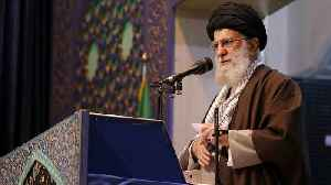 Iran's Khamenei defends Revolutionary Guards in Friday sermon [Video]