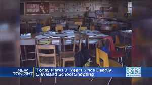 Friday Marks 31 Years Since Deadly Cleveland School Shooting In Stockton [Video]