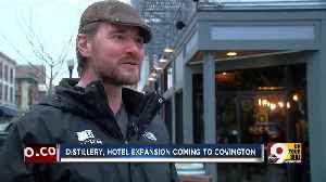 $20M Hotel Covington expansion will bring more jobs, bourbon to NKY [Video]