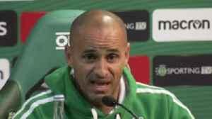 Sporting boss: Bruno deserves PL [Video]