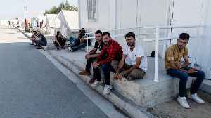 Cyprus struggling with influx of refugees [Video]