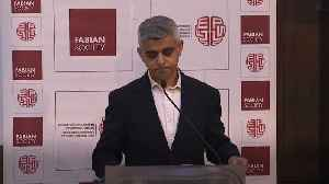 Sadiq Khan announces 'Green New Deal' for a carbon neutral London by 2030