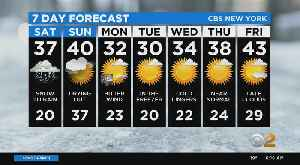 New York Weather: 1/18 Saturday Morning Foreacst [Video]