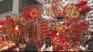Hong Kong cancels Chinese New Year celebrations [Video]