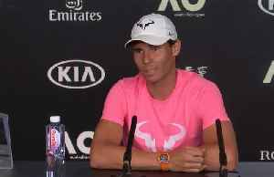 Nadal surprised to still be on top of the game [Video]