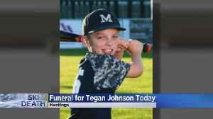 Funeral Held For Tegan Johnson In Hasting Saturday Morning [Video]