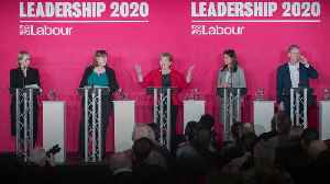News video: Labour leadership candidates vie for support at Liverpool hustings