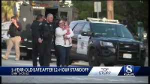 Grandmother of 1-year-old kidnapping victim credited with ending stand-off [Video]