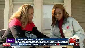 Too Brown to Keep: Local author shares story of searching for her ancestry [Video]