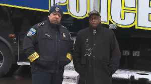 City Leaders Hold News Conference About Assault On Police Officer [Video]