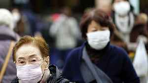 Airline passengers traveling from China screened for new coronavirus [Video]