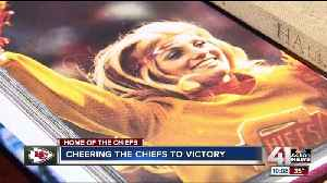 Former Chiefs cheerleader shares experience rooting team to Super Bowl win in 1970 [Video]