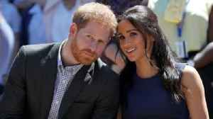 Harry and Meghan to lose royal funds and drop HRH titles from spring [Video]