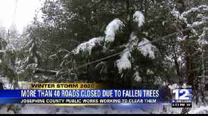 Thousands remain without power after winter storm hits the region [Video]
