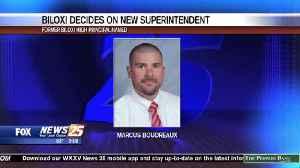 Biloxi School District names new superintendent [Video]
