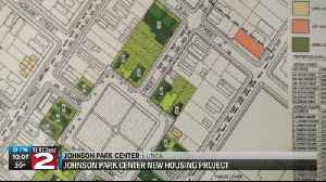 Johnson Park Center holds meeting to announce a new housing project [Video]