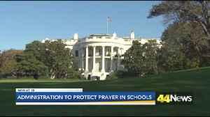 TRUMP PROTECT PRAYER [Video]